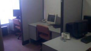500 Cubicles by mikes office