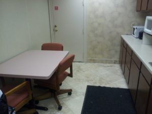 Break Room Kitchen web